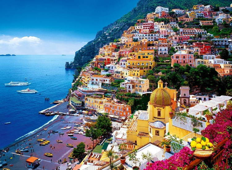 City break Amalfi