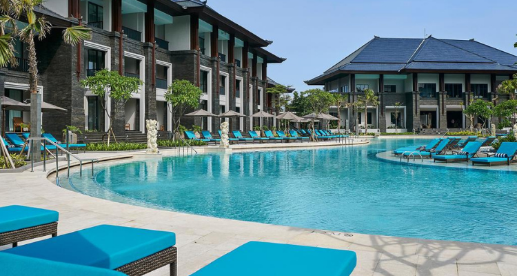 Revelion Courtyard Marriott Bali